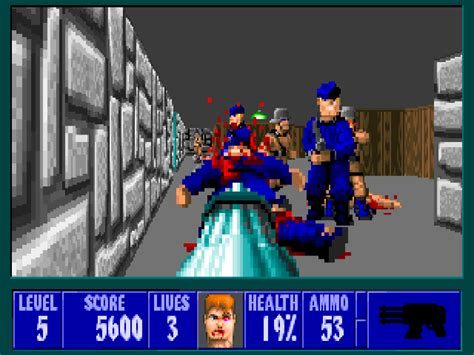 full version dos games download wolfenstein 3d dos games archive