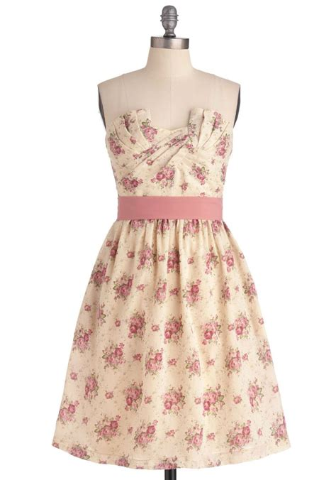 cottage tea dress