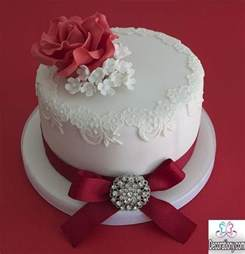 20 romantic cake designs for wedding anniversary decorationy