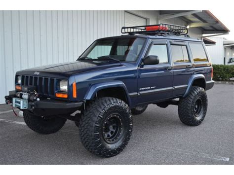 Used Jeep Cheroke Used 2001 Jeep For Sale By Owner In San Jose