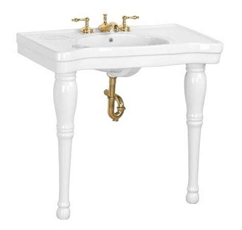 bathroom sink with legs bathroom sink with legs white spindle console sink review