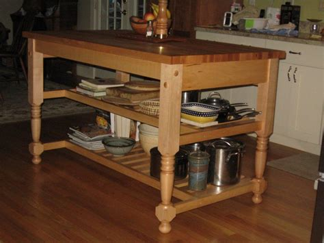 kitchen work station using osborne island legs osborne wood