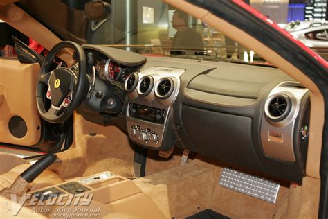F430 Interior by Picture Of 2005 F430
