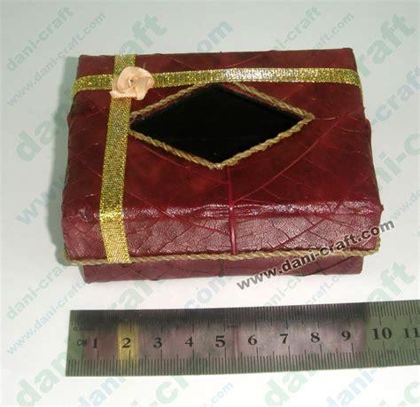 Tempat Tissue Ukuran 25x12x8cm Akrilik box tempat tissue kotak daun kk61 souvenir pernikahan