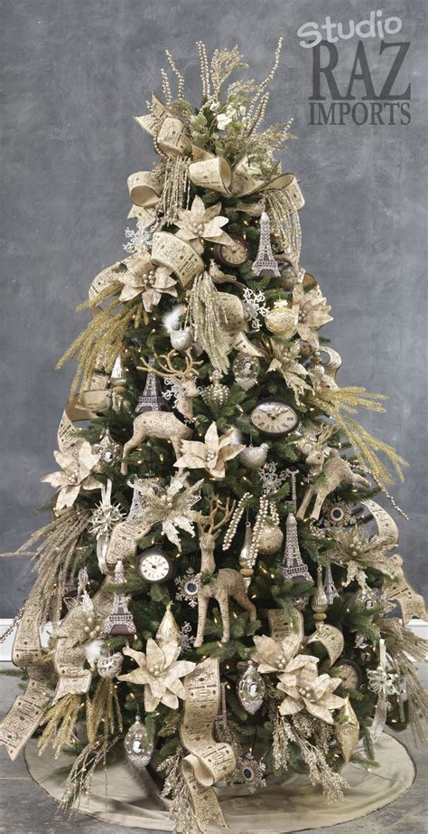 white and gold decorated trees 47 best images about diy tissue pom poms on