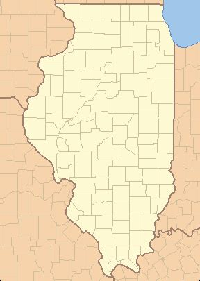 Search Illinois Template State Parks Of Illinois Map