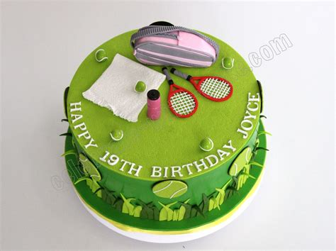 tennis themed cake decorations celebrate with cake tennis themed cake