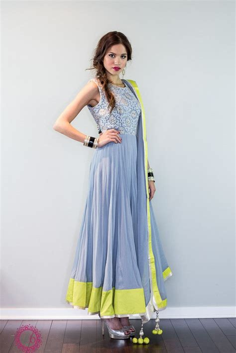 Anarkali Dress By Mohini 2 20 stunning anarkali suits to flaunt this year fashion