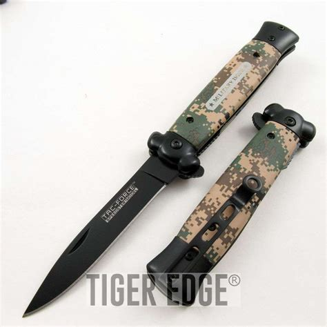 issue knives tac issue camo tactical stiletto
