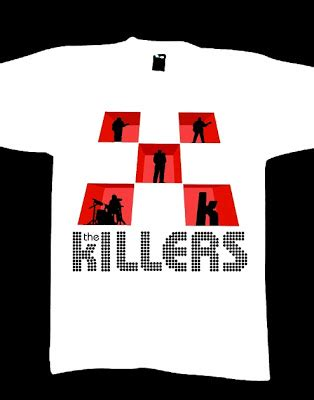 Kaos Freday Killer A 0471 rocket sablon