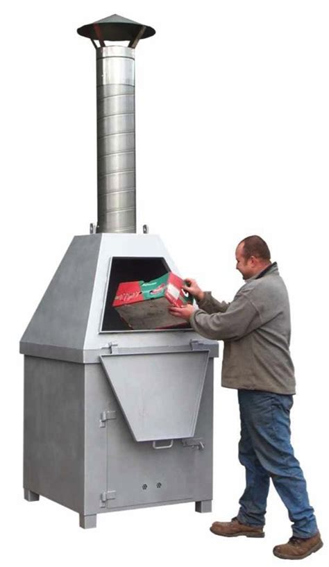proburn incinerators model range small simple free