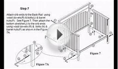 Graco Classic Crib Manual by Graco Classic Crib Assembly Assembly