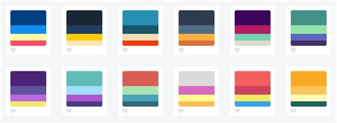 popular color palletes finding the right color palettes for data visualizations