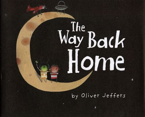 way home picture book morning earth 32 pages