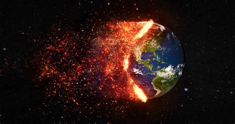 earth   destroyed   life   planet