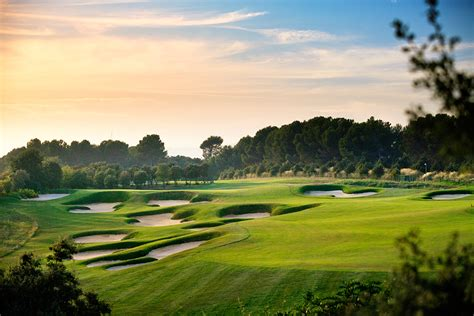 real club de golf el prat   barcelona barcelona golf