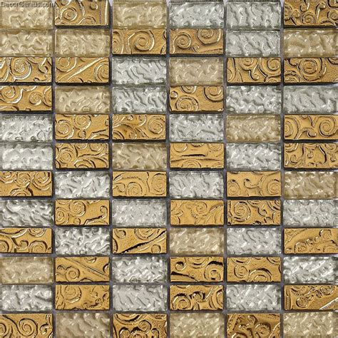 metal backsplash tiles 3d mirror tile mosaic glass