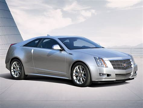 Cadillac Cts Coupe 2009 2011 Cadillac Cts Coupe Modernracer Cars Commentary