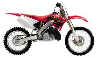 2000 Honda Cr125 Parts 2000 Honda Cr250 Dna Rear Wheel Hub Spokes Tire