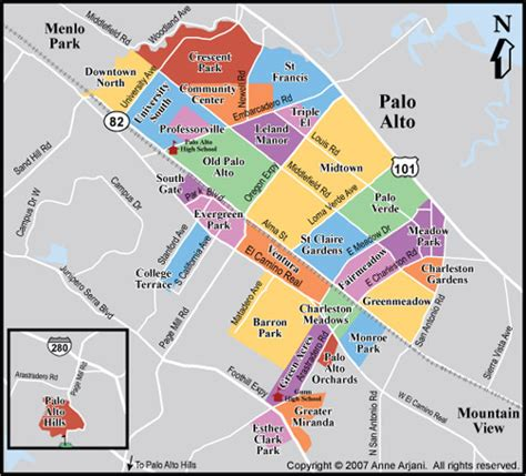 san jose real estate map why look elsewhere when you south palo alto silicon