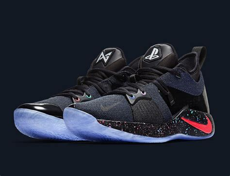 nike pg2 playstation shoes 187 gadget flow