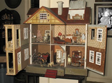vintage dolls houses file antique english dollhouse jpg