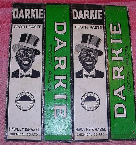 Furniture Store Kitchener by Darkie Toothpaste Original Box Outer From Molotov On Ruby Lane