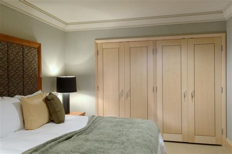 Options For Bedroom Closet Doors Closet Door Ideas Bedroom Eclectic With Bare Bulb Pendant
