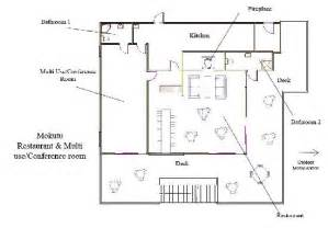 resturant floorplans house design