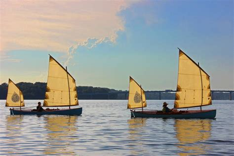 canoe boat sailing canoe sailing options fyne boat kits