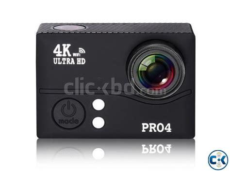 4k 30fps 1080p Hd Wifi 20 Inch Screen 170 Wide Angle pro4 wifi 4k 30fps 2 0 lcd clickbd