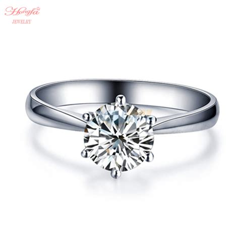 6mm cz wedding rings for anel s925 solid