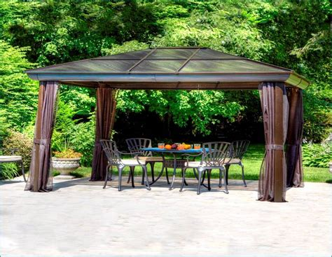 10 x 14 gazebo 10 x 14 gazebo canopy home design ideas