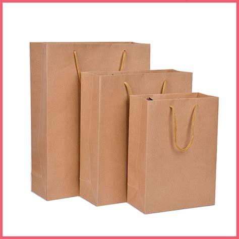 brown craft paper bag brown kraft paper bag