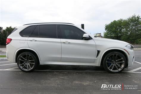 custom bmw x5 bmw x5 m custom wheels avant garde f331 22x et tire