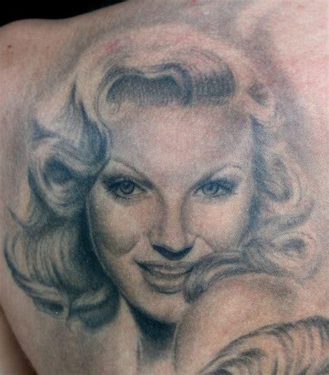 megan fox marilyn monroe tattoo megan fox tattoos marilyn