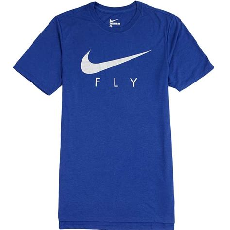 T Shirt Nike Fly Hijau nike fly droptail t shirt royal blue royal blue