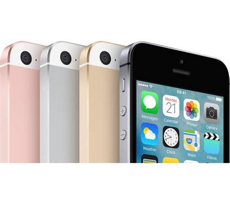 Apple Iphone Se 32gb apple iphone se 32 gb space grey deals pc world