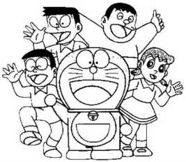 doraemon coloring pages learn coloring