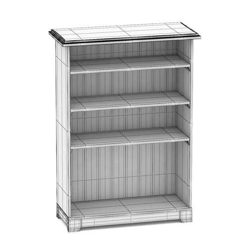 liatorp bookcase 3d liatorp bookcase model