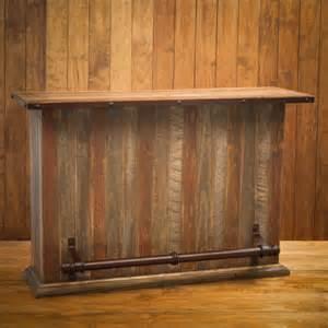 Wood Bar 5 Portable Rustic Bar Rental Houston Peerless Events