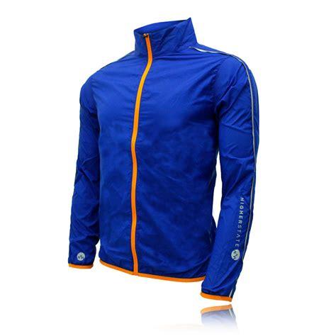 ebay zips higherstate lightweight mens orange blue running sports