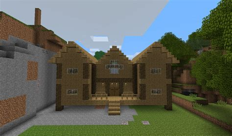 wooden house designs minecraft simple wood houses modern house