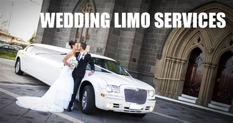 Wedding Limousine Services by Wedding Limousine Services Wedding Limo Rental