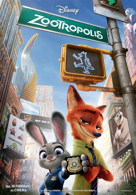 film disney al cinema zootropolis la nuova avventura d animazione disney arriva