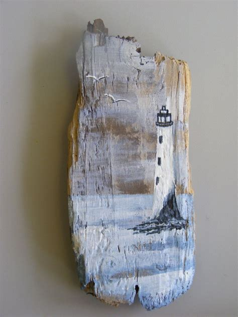 Painting Wood by 1000 Images About Painted Lighthouse On Folk