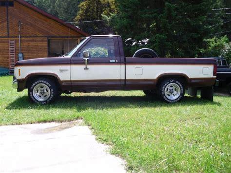 1983 Ford Ranger by 1983 Ford Ranger Diesel
