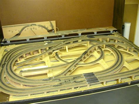 design ho train layout model railroad track plans 4x8 scale 4x8 layout http