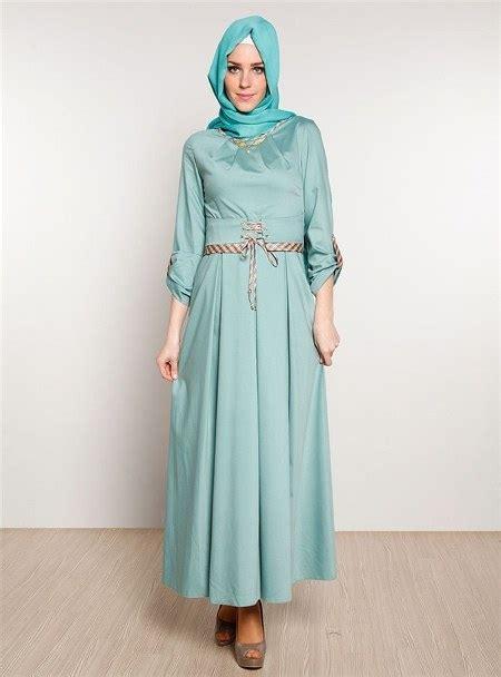 Gamis Elegan 25 koleksi gaun pesta muslim modern dan elegan ide model