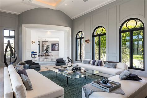 living room agency 35 million dollar beverly mansion cococozy